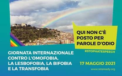 Giornata internazionale contro omofobia,c'è anche Campobasso