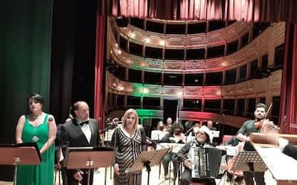 Concerto per rivolta Rom 1944, Campobasso con Lanciano e Laterza