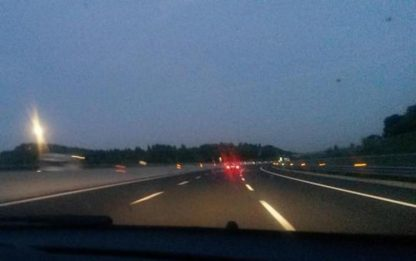 A14, chiusa per quattro ore notturne Pescara sud da Bari