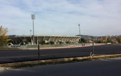 Campobasso, ok aumento capienza stadio per 7.500 spettatori