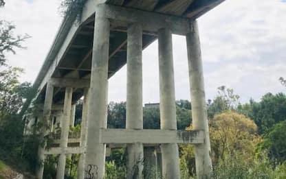 Viadotto parco comunale Termoli, stop circolazione due giorni