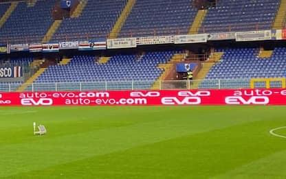 DR Automobiles debutta al Ferraris,sleeve sponsor Sampdoria