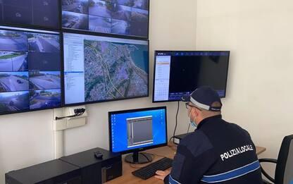Videosorveglianza a Termoli, test su 83 telecamere