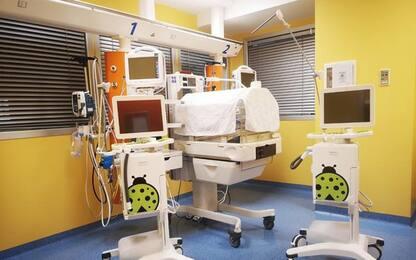 Due ventilatori pediatrici neonatali donati al Gom