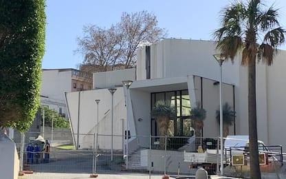Crollo tetto Auditorium Calipari, avviata perizia