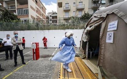 Coronavirus: 12 nuovi casi in Toscana, 6 i decessi