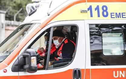 Tre morti in scontro tra moto