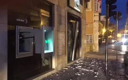 Assalti a bancomat, 5 arresti