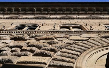Facciate ammalorate, restauro a Palazzo Medici Riccardi