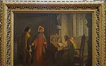 Dante:da Michelangelo e Pontormo per 700 anni da morte poeta