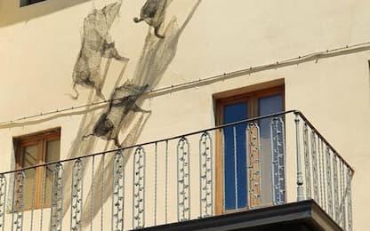 Mostre: 'Essere Con-Temporanei', arte diffusa in borgo Poppi
