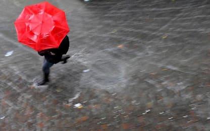 Maltempo: Toscana, temporali forti su costa e Valdarno
