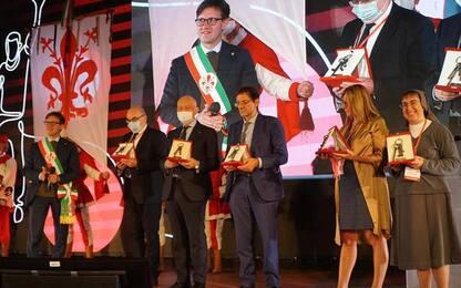 Economia civile: consegna Chiavi Firenze