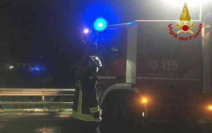 Scontro tra auto a Pistoia, due morti e due feriti