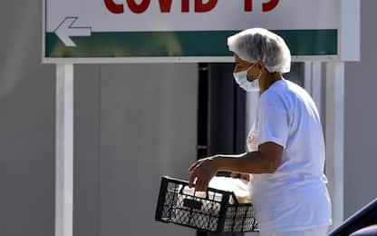 Coronavirus: in Toscana + 986 nuovi casi e 12 decessi