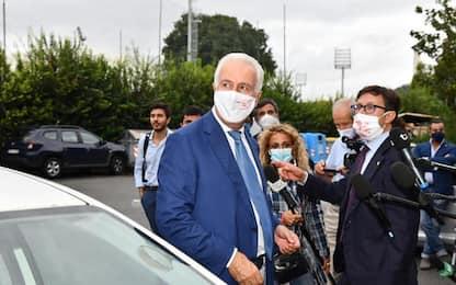 Covid: Giani, stop visite a malati in ospedali Toscana