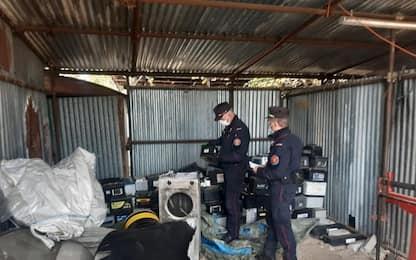 Rifiuti: discarica abusiva scoperta nel Fiorentino,3 denunce