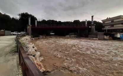 Maltempo: Livorno; 74 mm pioggia in 24 ore, allagamenti
