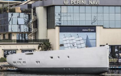 Nautica: Perini Navi, con Blue Skye e Arena per bond 30 mln