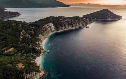 Tripdavisor, spiaggia Sansone Elba tra 25 più belle Europa