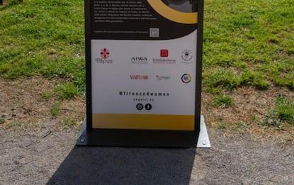 8 marzo, a Firenze giardino Tina Anselmi su lungarno