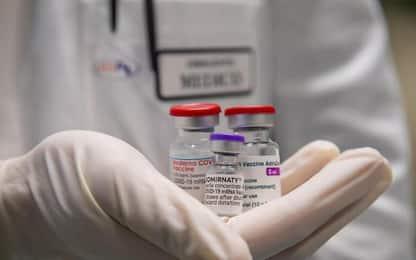 Vaccini: Toscana supera 1 mln di dosi e recupera su over 80
