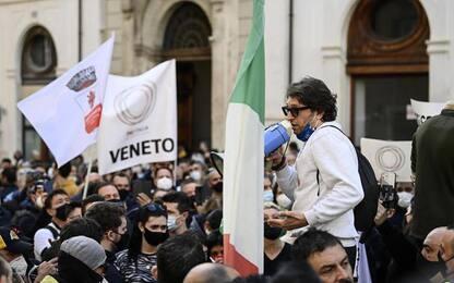 Tni Italia protesta per aperture, bloccata A1 a Incisa