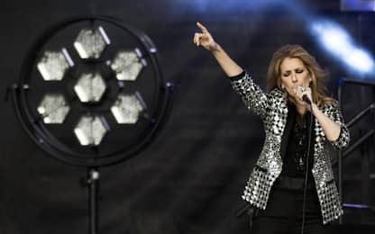 Lucca Summer, concerto di Celine Dion riprogrammato al 2023