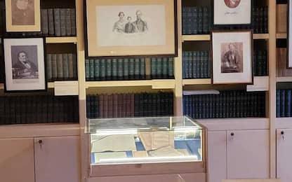 In mostra 200 anni rivista Nuova Antologia, atti e documenti