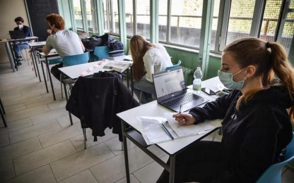 Covid, in Toscana 367 nuovi positivi, tasso scende all'1,67%