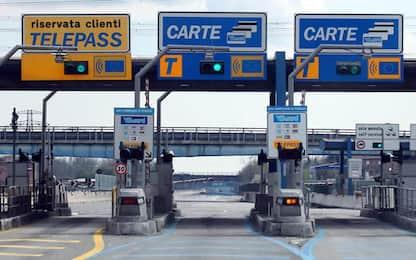 A1, autostrada chiusa una notte tra Firenze sud e Incisa