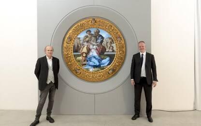 Venduto primo Tondo Doni digitale,70000 euro ricavi a Uffizi