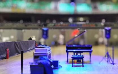 Vaccini, pianoforte per 100mila somministrazioni hub Mandela