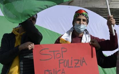Gaza: in mille a manifestazione per palestinesi a Firenze