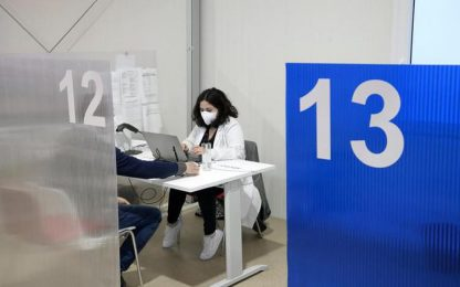 Covid: Toscana, 382 nuovi casi, tasso sale al 4,2%