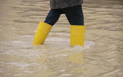 Maltempo: in Toscana codice giallo per temporali