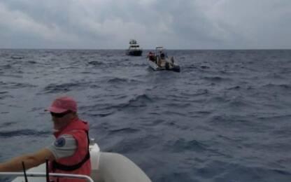 Cadavere sub recuperato in mare Elba