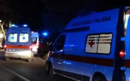 Auto contro albero, 21enne muore nel Fiorentino