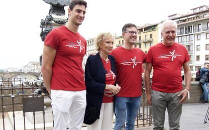 Solidarietà: Corri la Vita a Firenze, comprate 22.000 maglie