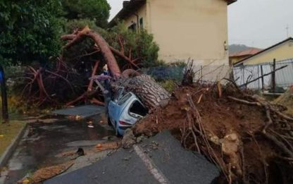 Giani: 'Stato emergenza appena quantificati danni maltempo'