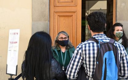 Green pass: oggi pomeriggio chiusa Galleria Accademia