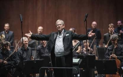 Musica: John Eliot Gardiner torna su podio teatro Maggio