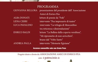 Letteratura: Seravezza ricorda Enrico Pea a 140 anni nascita