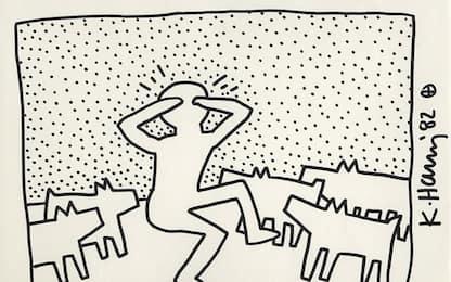 Opere grafiche De Chirico,Haring,Possenti all'asta a Firenze