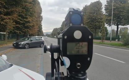 Raffiche di multe per eccesso di velocità a Firenze