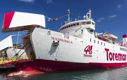 Trasporti, a via prenotazioni 2022 traghetti per l'Elba