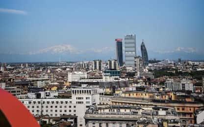2 giugno: le Frecce Tricolori su Genova