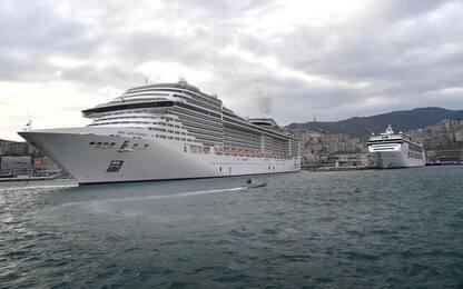 Chiavari prepara i fondali per ospitare navi da crociera