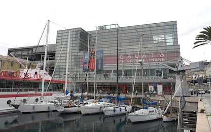 Riapre il Galata Museo del mare