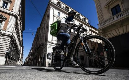 Indagine milanese sui rider, controlli anche a Genova